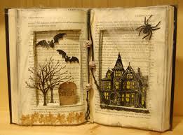 spooky book